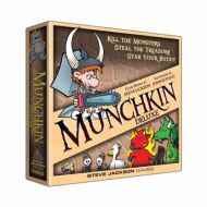 Drustvena igra Munchkin Deluxe, Kutija