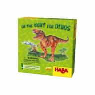 Edukativna igra On the Hunt for Dinos, haba, kutija
