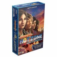 Društvena igra Pandemic Hot zone North America, kutija