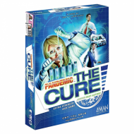 Pandemic: The Cure, Drustvena igra, porodicna igra, igra za poklon, zabava, poklon, beograd, srbija, online prodaja drustvenih igara