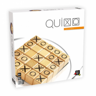 Edukativna igra Quixo, Gigamic, Kutija