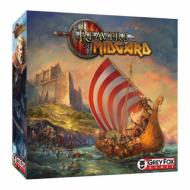 Društvena igra Reavers of Midgard, kutija