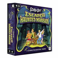 Društvena igra Scooby Doo - Escape from the Haunted Mansion kutija