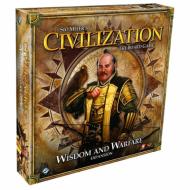 Sid Meier's Civilization Wisdom and Warfare, Drustvena igra, tematska igra, strateska igra, zabava, poklon, beograd, srbija, online prodaja drustvenih igara