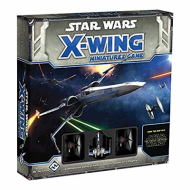 Drustvena igra Star Wars X-Wing Miniatures Game – The Force Awakens Core Set, Kutija