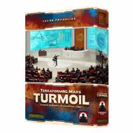 Ekspanzija za društvenu igru Terraforming Mars: Turmoil kutija igre