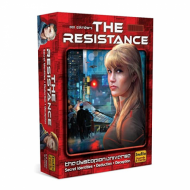 Drustvena igra The Resistance, kutija