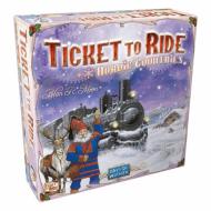 Ticket to Ride: Nordic Countries, Drustvena igra, porodicna igra, igra za poklon, zabava, poklon, beograd, srbija, online prodaja drustvenih igara