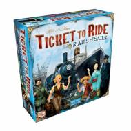 Ticket to Ride: Rails&Sails, Drustvena igra, porodicna igra, igra za poklon, zabava, poklon, beograd, srbija, online prodaja drustvenih igara