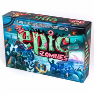 Drustvena igra Tiny Epic Zombies, Kutija
