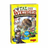 Edukativna igra Valley of the Vikings, haba, kutija