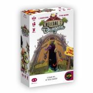 Drustvena igra Welcome to the Dungeon, kutija