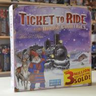 Drustvene igra Ticket to Ride: Nordic Countries