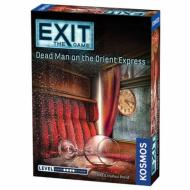 Exit: Dead Man on orient Express, escape room, party game, zabava, misterija, zagonetke