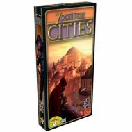 Drustvene igre 7 Wonders Cities ekpanzija