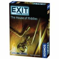 Exit The House of Riddles, Društvene igre, Escape Room, Prodaja, Beograd, Srbija, Games4you