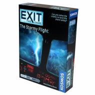 Exit The Stormy Flight, društvena igra, porodična igra, poklon, board game, dečija igra, rođendan, pametan poklon