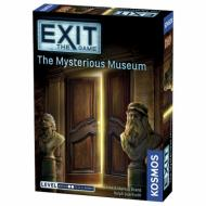 Exit The Mysterious Museum, escape room, party game, zabava, misterija, zagonetke