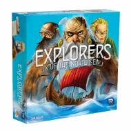 Explorers of the North Sea, Drustvena igra, tematska igra, strateska igra, zabava, poklon, beograd, srbija, online prodaja drustvenih igara