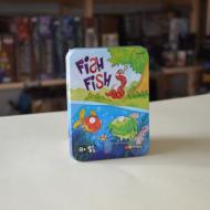FISH FISH društvena igra, porodična igra, poklon, board game, dečija igra, rođendan, pametan poklon