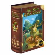 The Hare and the Tortoise, zec i kornjaca, bajke, poklon, drustvena igra, board game, beograd, gift