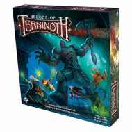 Heroes of Terrinoth, društvena igra, board igra, board game, party igra, family game, porodična igra, zabava, igre na tabli, društvene igre