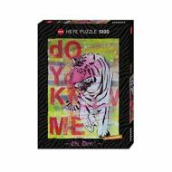 Heye Puzzle The Deer Hunter, slagalica, puzzle, zabavne igre, porodične igre,Games4you, društvene igre,party igre,board igre, igre za poklon