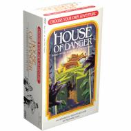 House of Danger, biraj sam avanturu, avantura, detektivska igra, krimi priča, board game, card game