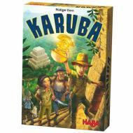 Edukativna igra Karuba, haba, Kutija