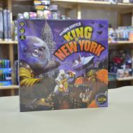 Drustvena igra King of New York
