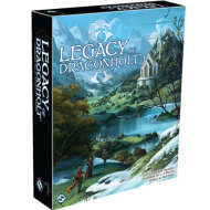 Drustvene igre, Drustvene igre prodaja, Srbija,Drustvene igre prodaja Beograd, Drustvena igra Legacy of Dragonholt