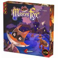 Master Fox, zabavna igra, društvena igru, party game, board game