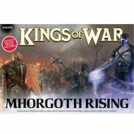 Kings of War - Mhorgoth Rising, ratna igra, igre na tabli, board game,strategija