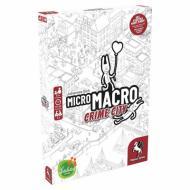 Društvena igra MicroMacro Crime City kutija