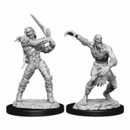 D&D Nolzur's Mini Wight & Ghast, minijature, figurice