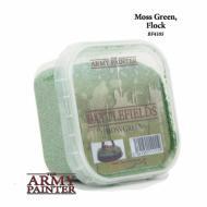 Moss Green, Basing, tuft, baze, minijature, izrada terena, tereni, izrada baza, flock