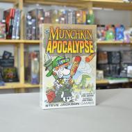 Drustvena igra Munchkin Apocalypse, Drustvena igra Munchkin, Party game, zabavna igra, poklon, beograd, board game, card game, kartična igra, društvena igra