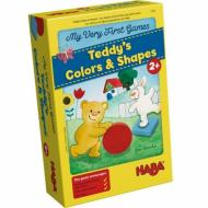 Edukativna igra My Very First Games –  Teddy's Colors and Shapes, haba,