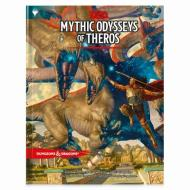 D&D Mythic Odysseys of Theros , FRP, fantasy role playing, tamnice i zmajevi, dungeon & dragons