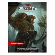D&D Out of the Abyss, FRP, fantasy role playing, tamnice i zmajevi, dungeon & dragons