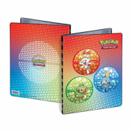 Ultra Pro Pokémon Sword & Shield Galar Starters 9-Pkt Portfolio (album za karte), Album za karte