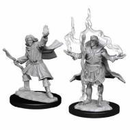 Pathfinder Deepcuts Male Elf Sorcerer