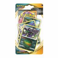Pokémon TCG Sword & Shield Darkness Ablaze Premium Checklane Blister, grimmsnarl, pakovanje
