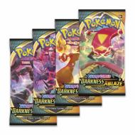 Pokémon TCG Sword & ShieldDarkness Ablaze Booster, kesice