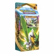 Pokémon TCG Sword & ShieldDarkness Ablaze Galarian Sirfetch'd Theme Deck, kutija