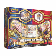Pokémon TCG True Steel Premium Collection, Zamazenta, kutija