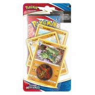 Društvena igra Pokemon TCG Sword & Shield Battle Styles Premium Checklane Blister (Larvitar)
