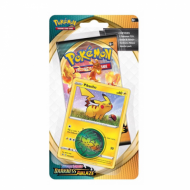 Pokémon TCG: Sword & Shield Darkness Ablaze Checklane Blister, pikachu, pakovanje