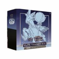 Kartična igra Pokemon TCG Sword and Shield Chilling Reign Elite Trainer Box Ice Rider Calyrex
