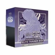 Kartična igra Pokemon TCG Sword and Shield Chilling Reign Elite Trainer Box Shadow Rider Calyrex